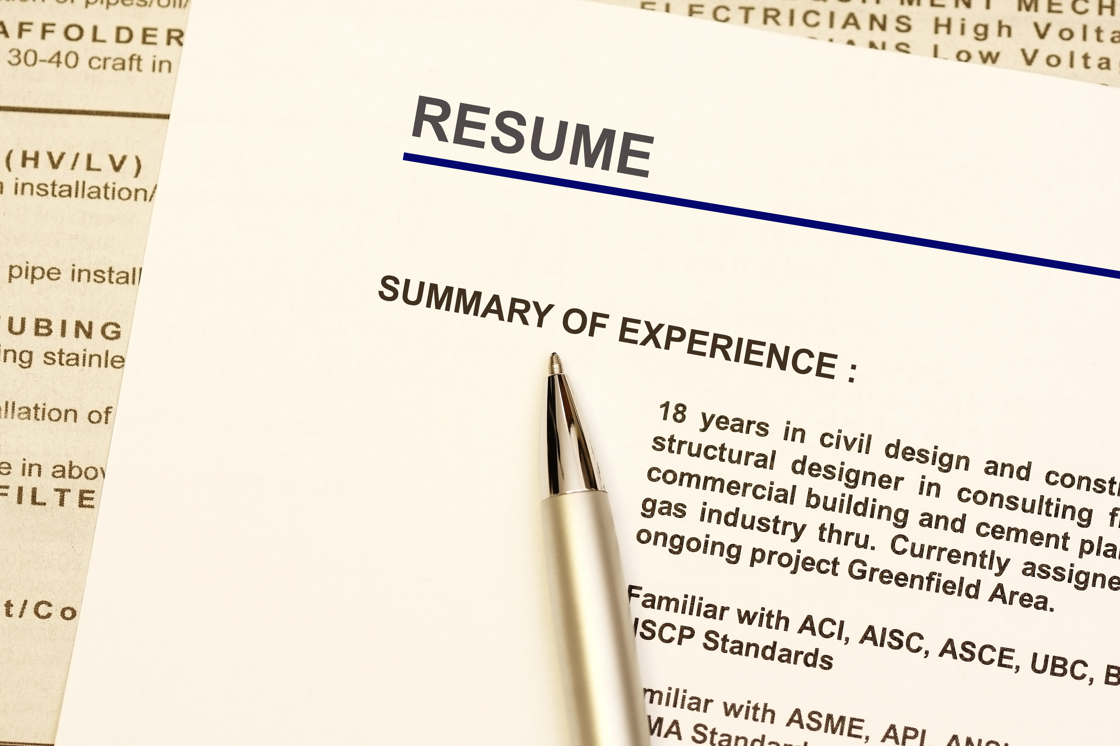 I Would Argue, In Fact, The Professional Summary Contains About 80% Of The  Resumeu0027s Value. The Person Reading Resume Will Likely Scan The Professional  ...
